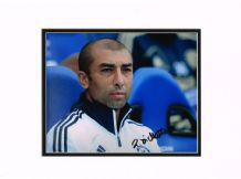 Roberto Di Matteo Autograph Signed Photo - Chelsea